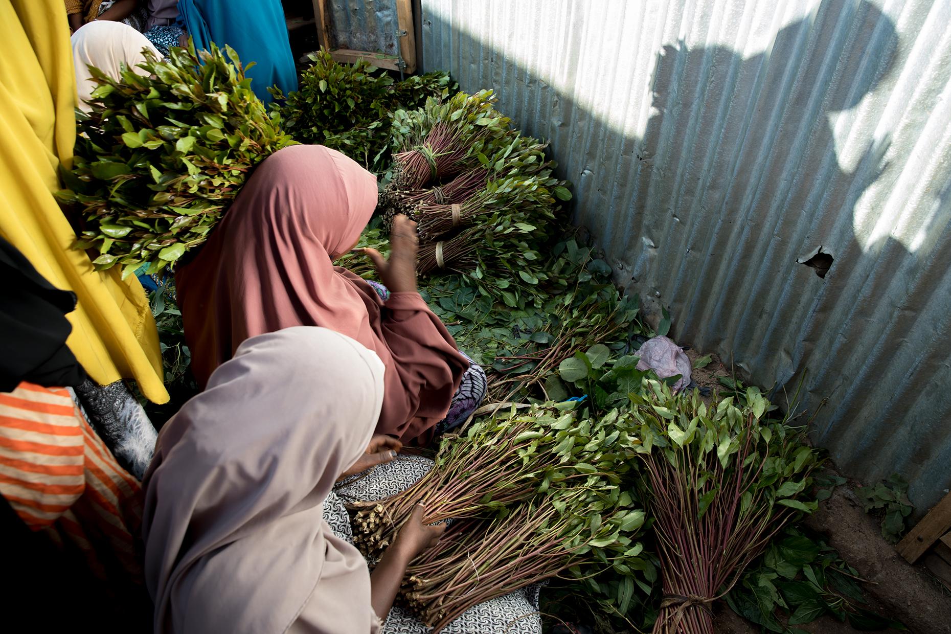 khat market ethiopia harar working women Awaday