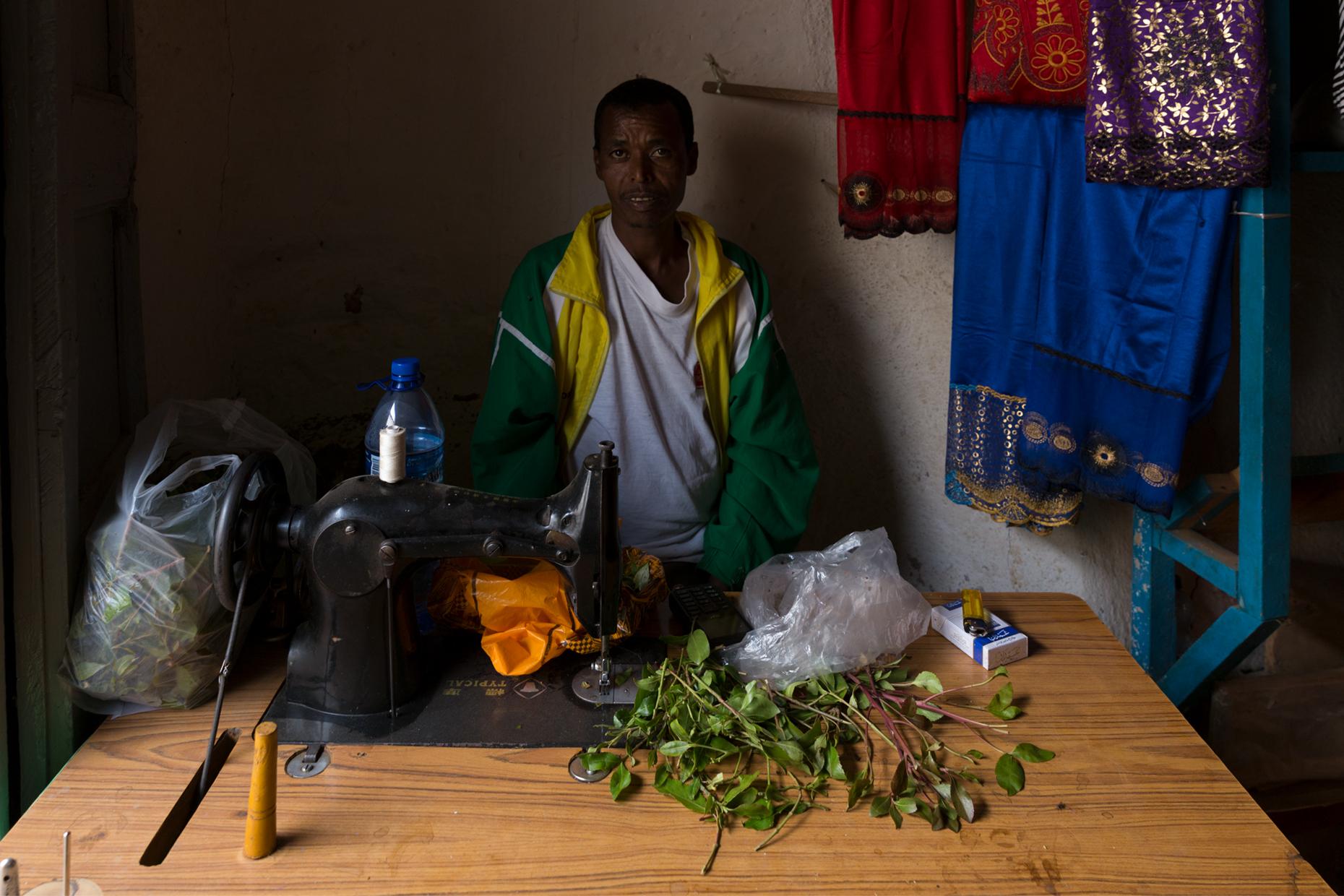 khat ethiopia harar consumer labour safety